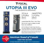 Focal EVO Utopia Now in the Shop