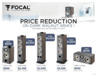 Focal Aria Speaker Specials